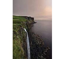 Kilt Rock in all its glory Photographic Print