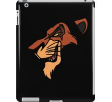 Scar - The Lion King iPad Case/Skin
