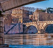Under Rome's Bridges by David Bradbury