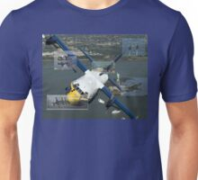 Blue Angels Montage #3 Unisex T-Shirt