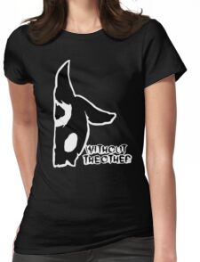 Kindred Mask - League of Legends Womens Fitted T-Shirt