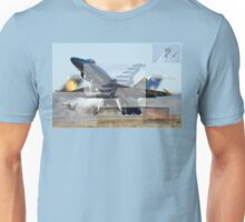 Blue Angels Montage #2 Unisex T-Shirt