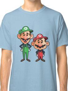 Super Mario Bros Classic T-Shirt