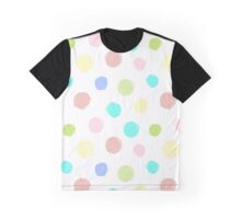 Hand painted circles Graphic T-Shirt