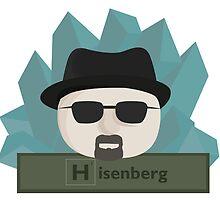 Hisenberg by Jake Patrick