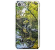 Roman Bridge in Penmachno  iPhone Case/Skin