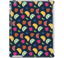 Colorful Fruity Textile iPad Case/Skin