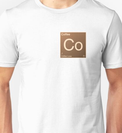 Coffee Element Unisex T-Shirt