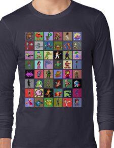 Pixel Heroes Long Sleeve T-Shirt