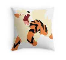 Arcanine Throw Pillow