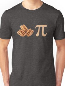 Pecan Pi Pie Day Unisex T-Shirt
