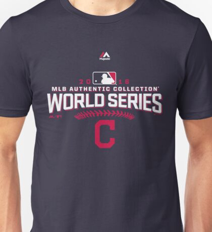 CLEVELAND INDIANS WORLD SERIES 2016 Unisex T-Shirt