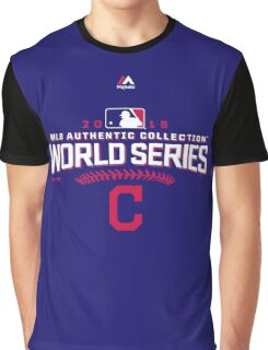 CLEVELAND INDIANS WORLD SERIES 2016 Graphic T-Shirt
