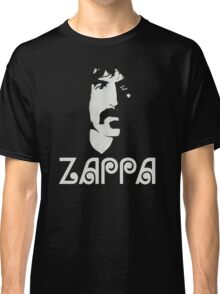 Frank Zappa Silhouette Classic T-Shirt