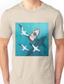 Quo Vadis Unisex T-Shirt