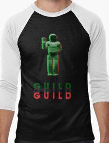hello robot Men's Baseball ¾ T-Shirt