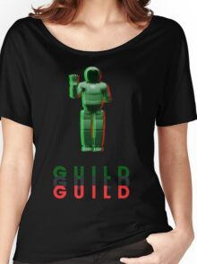 hello robot Women's Relaxed Fit T-Shirt