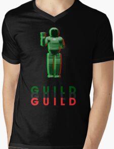hello robot Mens V-Neck T-Shirt
