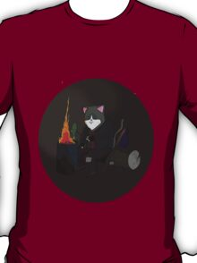 Hobo Cat T-Shirt