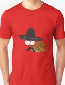 Caracolcito Bandito snail  T-Shirt