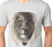 LeBron James 'Lion' Design Unisex T-Shirt