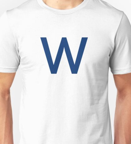 Chicago Cubs W  Unisex T-Shirt