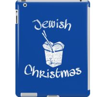 Jewish Christmas iPad Case/Skin