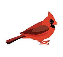 Cutie Cardinal by Eggtooth