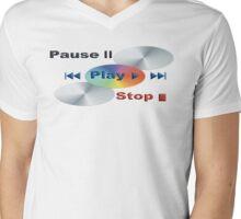 Play Mens V-Neck T-Shirt