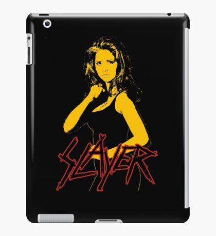 Buffy - Slayer Logo iPad Case/Skin