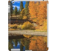 Bridge Over The Susan River iPad Case/Skin