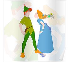 Peter & Wendy Poster
