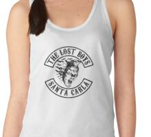 The Lost Boys - Sons B&W Mashup Women's Tank Top