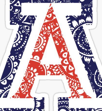 Arizona Doodle Sticker