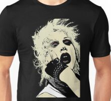 Sharon Needles in black Unisex T-Shirt