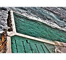 Bondi Icebergs - Bondi Beach Photographic Print