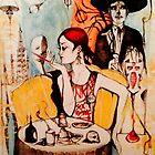 She's got oil ( The Mad Cowboy Disease )  by John Dicandia  ( JinnDoW )