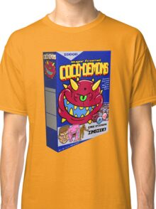 Sugar Frosted Coco-Demons! Classic T-Shirt