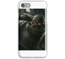 Shall know no fear iPhone Case/Skin