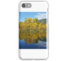 Easton Ponds Autumn iPhone Case/Skin