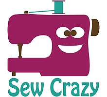 Sew Crazy by Eggtooth