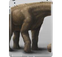 Dreadnoughtus schrani iPad Case/Skin