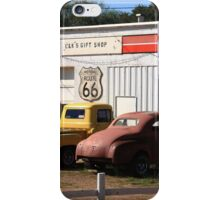 Route 66 Shop iPhone Case/Skin