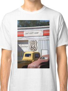 Route 66 Shop Classic T-Shirt