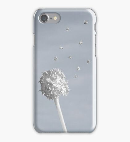 Cranedelion iPhone Case/Skin