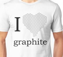 I _heart_ Graphite Unisex T-Shirt
