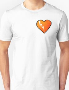 Broken Rusty Heart T-Shirt