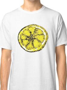 Lemon (Stone Roses inspired design) Classic T-Shirt