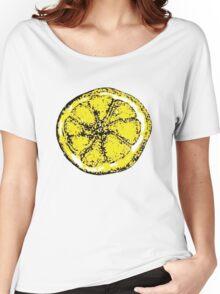 Lemon (Stone Roses inspired design) Women's Relaxed Fit T-Shirt