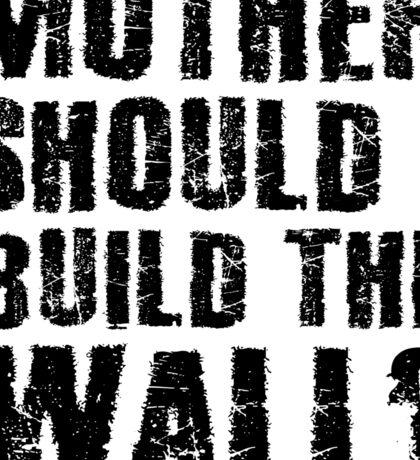 the wall pink floyd rock lyrics inspirational rebel hippie anti-system rocker hippie t shirts Sticker
